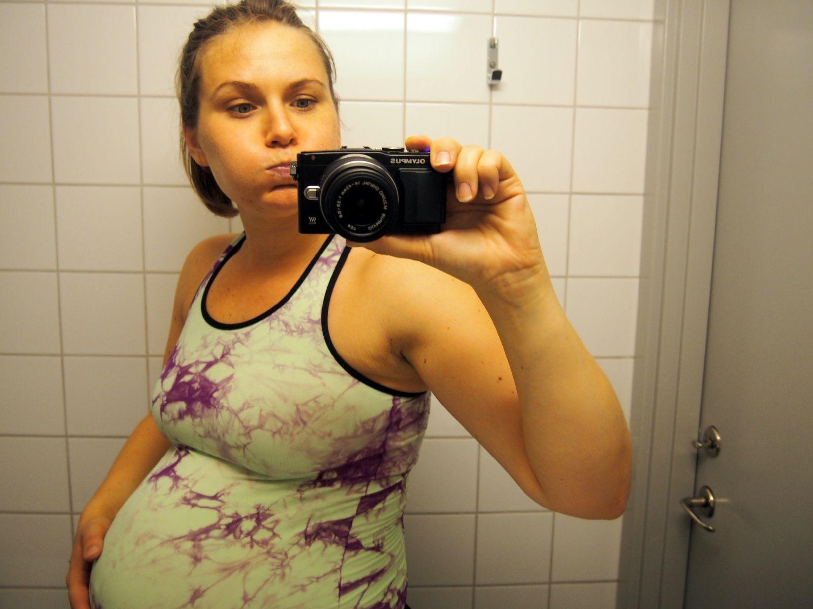 gravid v 38